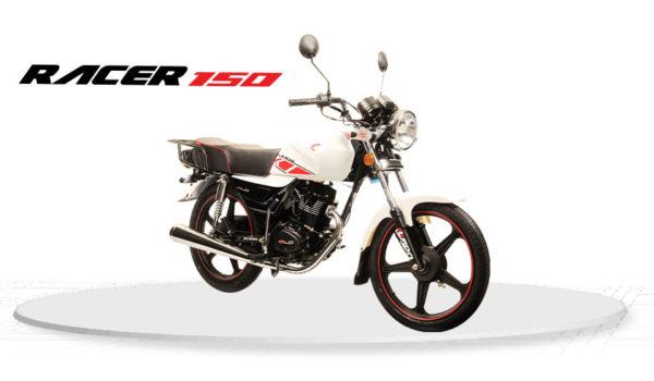 ESPECIFICACIONESRACER150cc